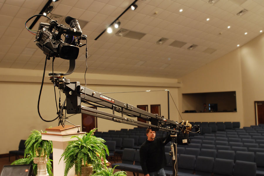 What the Heck is a Jib and How Does it Make Your Video More Engaging?