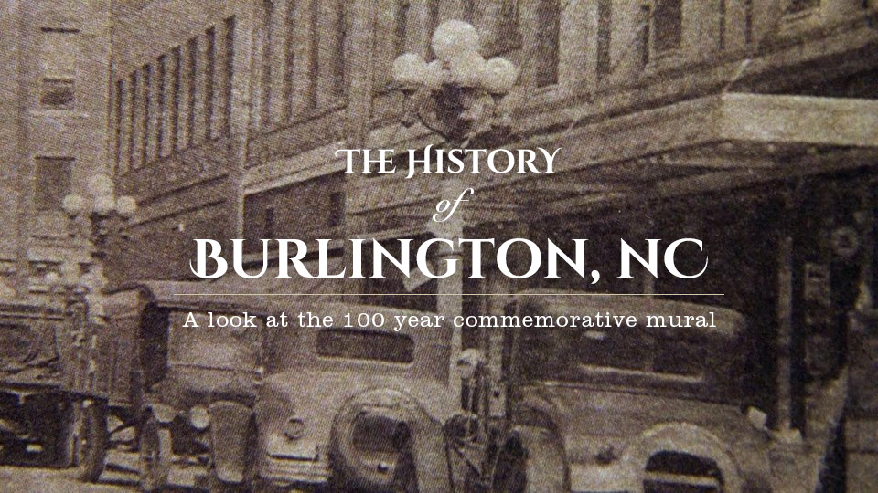 City of Burlington Historical Documentary