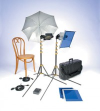 Lowel Tota 2 light kit
