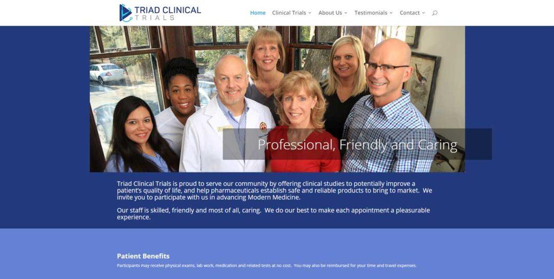 Triad Clinical Trials