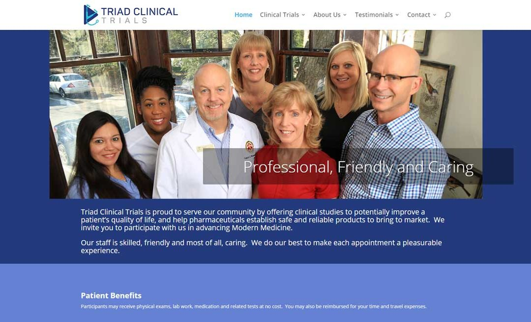 Triad Clinical Trials
