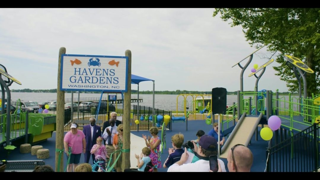 Trillium Health Resources – Inclusive Playgrounds – Eastern North Carolina