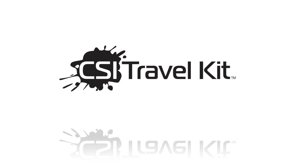 CSI Travel Kit Logo