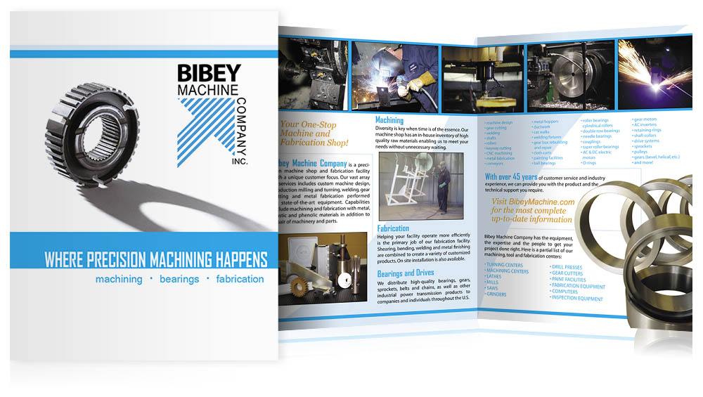 Bibey Machine Co Brochure