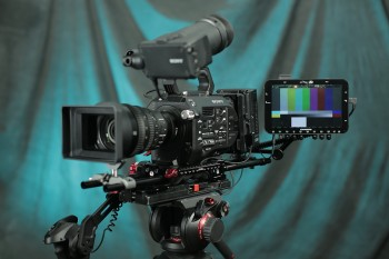 The Sony FS7 4K Video Camera
