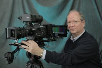 All Pro Media's new Sony 4K camera