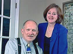 Steve and Nancy Whitfield