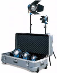 Arri 5 light Fresnell kit