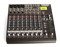 12 Channel Mackie 1202 Audio Mixer