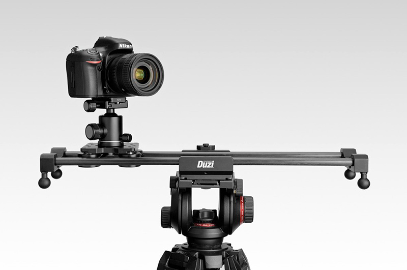 Creating Visual Interest with a Camera Slider