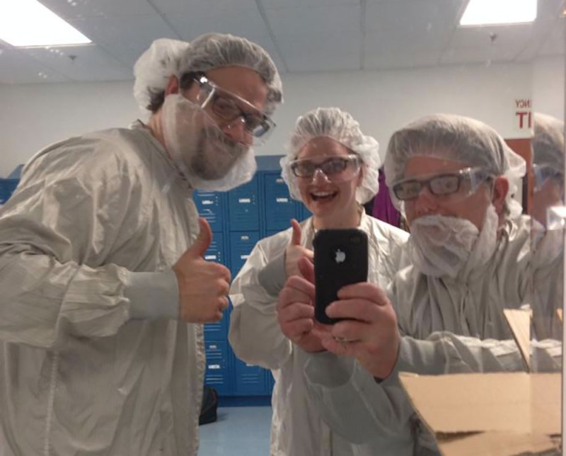 Factory Video, behind the scenes, Industrial Video