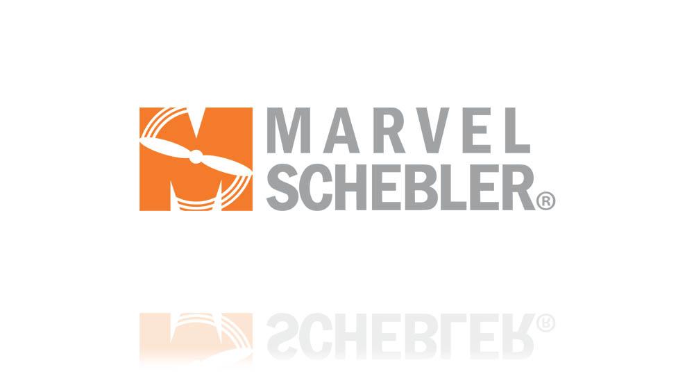 Marvel-Schebler Logo
